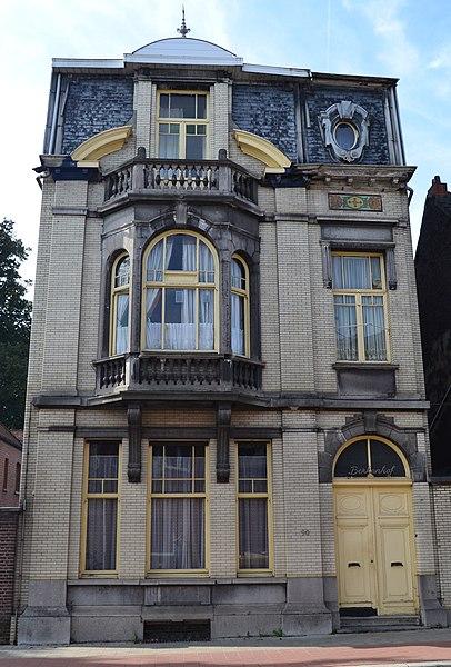 Herenhuis, Berkenhof