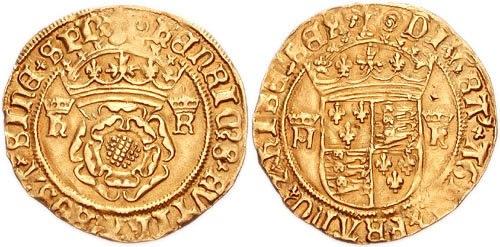 Henry VIII crown 763986