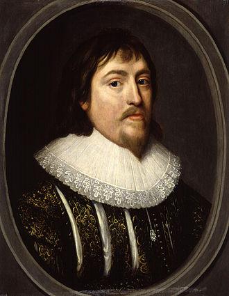 Henry de Vere, 18th Earl of Oxford - Henry de Vere, 18th Earl of Oxford.