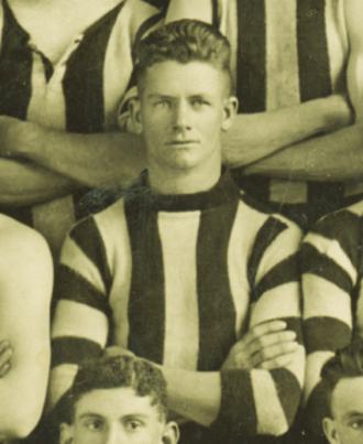 Herbie Taylor (footballer) - Taylor in 1923