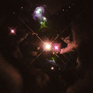 Herbig–Haro object - Herbig–Haro object HH32 is one of the brightest HH objects