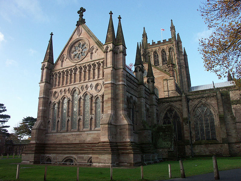ไฟล์:Hereford cathedral 002.JPG