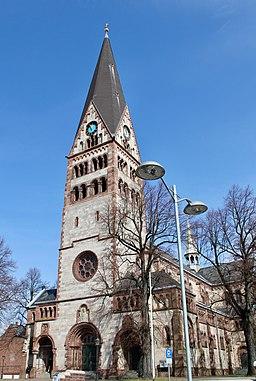 Herz Jesu Kirche in Ettlingen