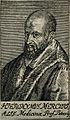 Hieronymus Mercurialis. Line engraving, 1688. Wellcome V0003985EL.jpg