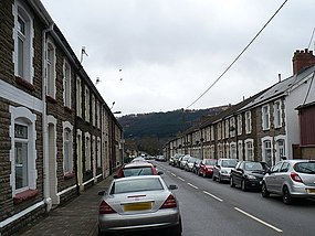High street, Ynysddu - geograph.org.uk - 1777223.jpg
