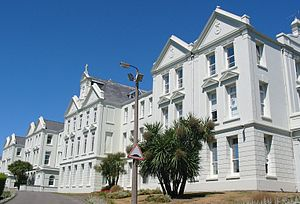 Highlands College, Jersey - Image: Highlands College Jersey