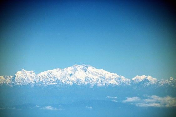 Himalayas Viewed from Aircraft Near Patna.jpg