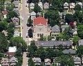 Holy Name Catholic Church (Columbus, Ohio) - view from airplane1.jpg