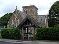 Holy Trinity Church, Botleys and Lyne, Chertsey - geograph.org.uk - 639077.jpg