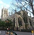 Holy Trinity Church is the largest parish church in England. - panoramio.jpg