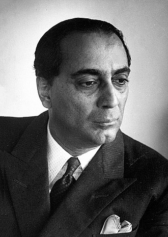 Indian National Science Academy - Homi J. Bhabha