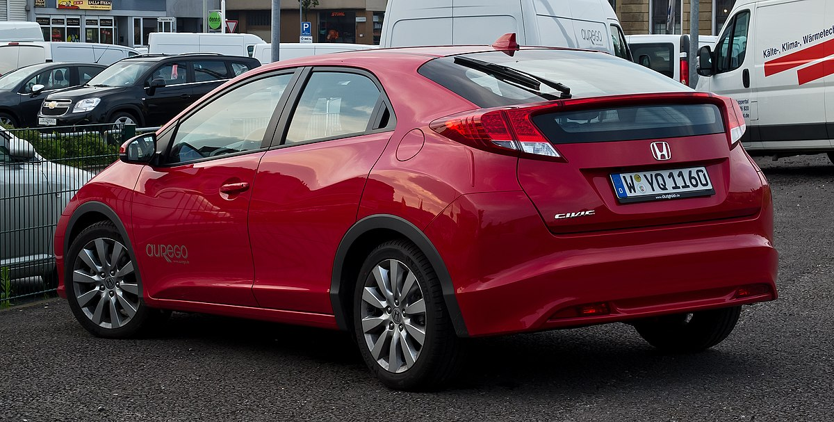 Honda Civic 9 Generation Wikipedia