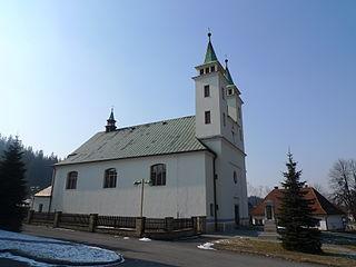 Horní Bečva Municipality in Zlín, Czech Republic