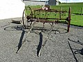 Horse-drawn hay rake - geograph.org.uk - 481620.jpg