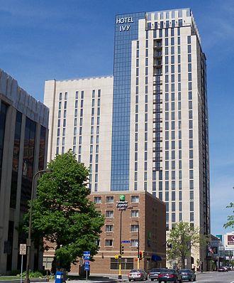 IVY Hotel + Residences - Image: Hotel Ivy Minneapolis 5