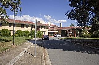 Barton, Australian Capital Territory Suburb of Canberra, Australian Capital Territory
