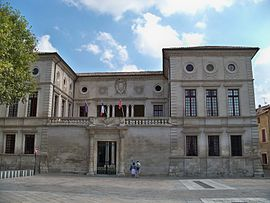Townhall of Beaucaire
