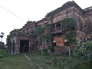 Jatindramohan Bagchi - Birth place of Jatindramohan, Jamsherpur, Nadia