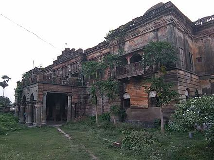 Birth place of Jatindramohan, Jamsherpur, Nadia House of Poet J.M. Bagchi.jpg