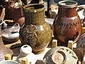 Hrnčířské trhy Beroun 2011, pivní džbánek.JPG