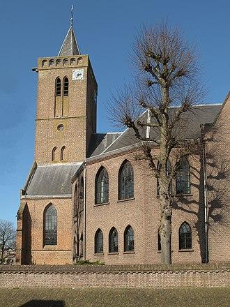 Huizen - Huizen, church: de Oude Kerk