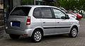 Hyundai Matrix 1.6 Comfort (2. Facelift) – Heckansicht, 21. Juli 2012, Heiligenhaus.jpg