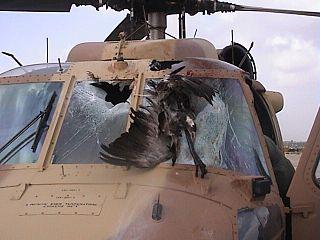 Unfall mit Beteiligung eines Luftfahrzeugs