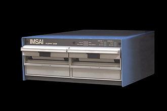 IMSAI 8080 - Floppy disk unit