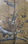 interieur, bovenverdieping, schildering op linnen, detail - leeuwarden - 20263260 - rce