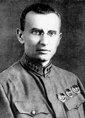 Ieronim Uborevich - Ieronim Uborevich