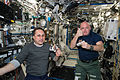 ISS-43 Anton Shkaplerov and Scott Kelly in Destiny lab.jpg