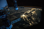 ISS-44 Night Earth observation of Japan.jpg