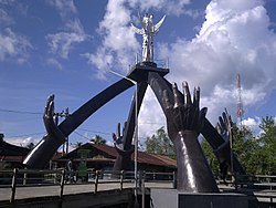 Icon of Asmat Regency
