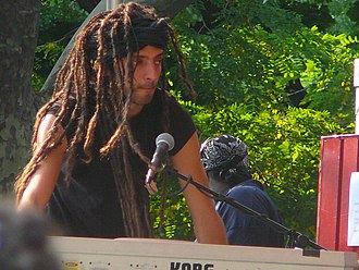 Idan Raichel - Idan Raichel performing at the Central Park SummerStage in June 2007