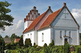 Idestrup - Idestrup Church, Falster