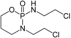 Struktur von Ifosfamid