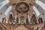 Iglesia de San Pedro y Pablo, Oberammergau, Baviera, Alemania, 2014-03-22, DD 13-15 HDR.jpg