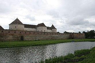 Foundation of Wallachia - Făgăraș Castle