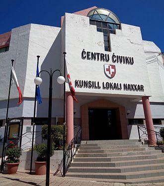 Naxxar - Naxxar Local Council, Civil Centre