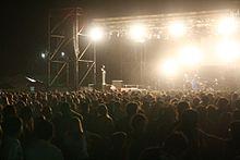 Pubblico a un concerto