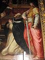 Il poppi, crocifisso che parla a san tommaso e santi (1590 ca) 03.JPG