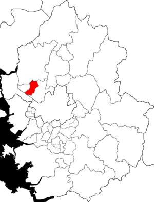 Ilsandong-gu - Image: Ilsan dong gu Goyang