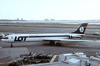 LOT Polish Airlines Flight 5055 1987 Polish aviation accident