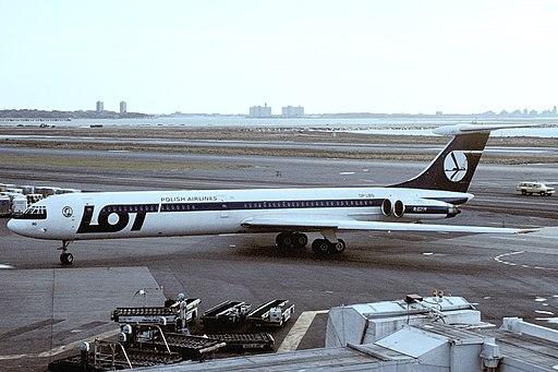 Ilyushin Il-62M, LOT - Polish Airlines - Polskie Linie Lotnicze AN1253004