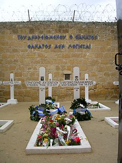 Imprisoned Graves, Nicosia Central Prison.JPG