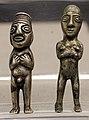 Inca (perù), statuette maschile e femminile in argento, 1400-1550 dc ca.jpg