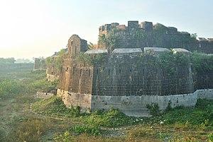 Kandhar Fort - Image: Indien 2012 1301 Kandhar