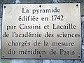 Information Mire de Cassini - Villejuif - Val-de-Marne - Mérimée.jpg