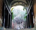 Inside unfinished and abandoned Ciano mausoleoum in Livorno during 2020.jpg