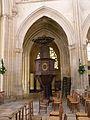 Intérieur de l'église Sainte-Trinité de Falaise 38.JPG